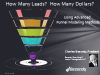 How Many Leads? How Many Dollars? Using Advanced Funnel Modeling Methods