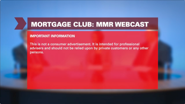 Mortgage Club: MMR