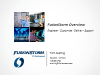 "FusionStorm and VMware - ""Software Defined Data Center"""