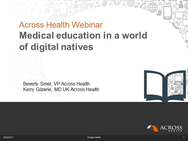 Medical Education in a world of digital natives: a pragmatic approach to success