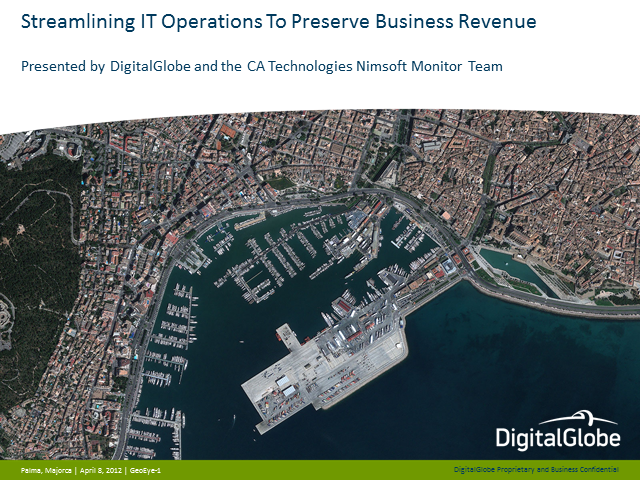 Streamlining IT Operations To Preserve Business Revenue