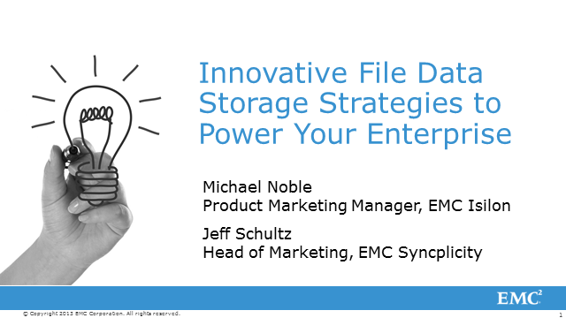 Innovative Data Storage Strategies to Power Your Enterprise