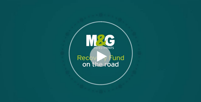 M&G Recovery Fund on the Road
