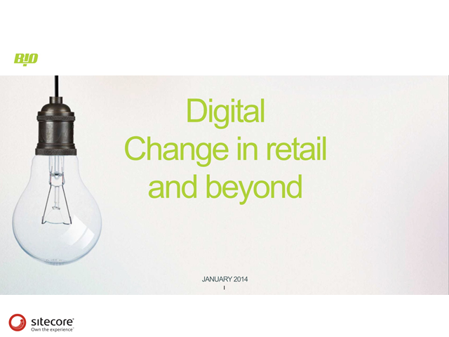 Creating Digital Change