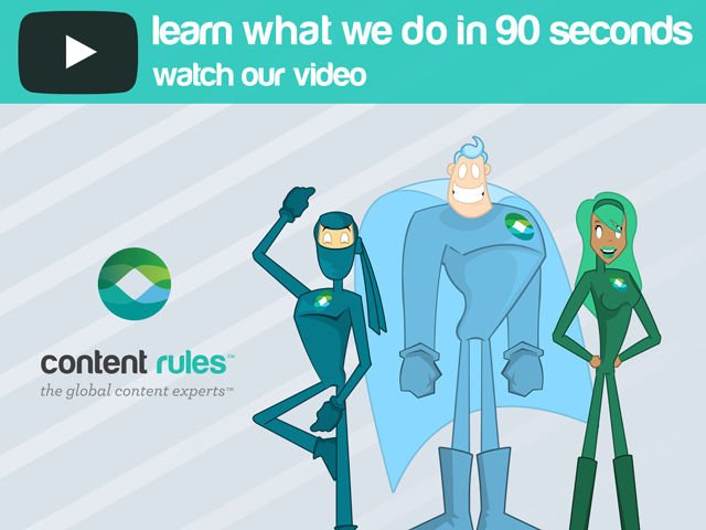 Content Rules - Learn what we do in 90 seconds!