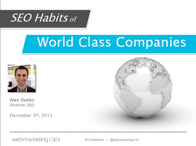SEO Habits of World Class Companies