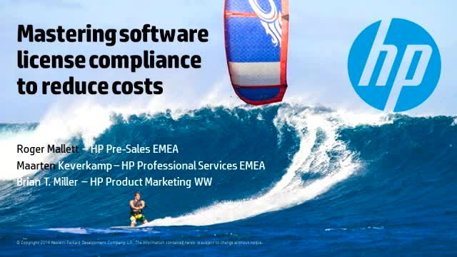 Mastering software license compliance to reduce costs