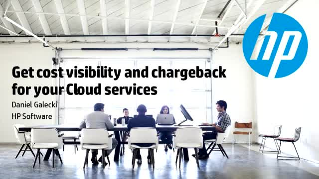 Get cost visibility and chargeback for your Cloud services