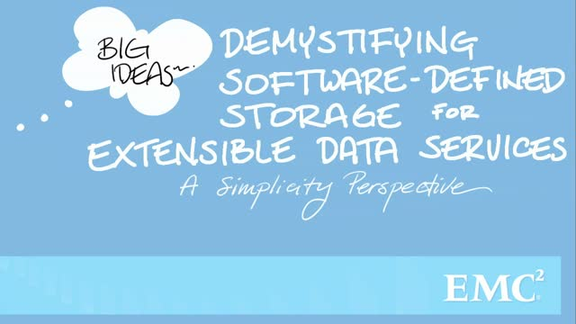 Demystifying Software-Defined Storage for Extensible Data Services