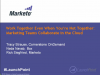 Marketing Collaboration in the Cloud