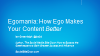 Egomania: How Ego Makes Your Content Better