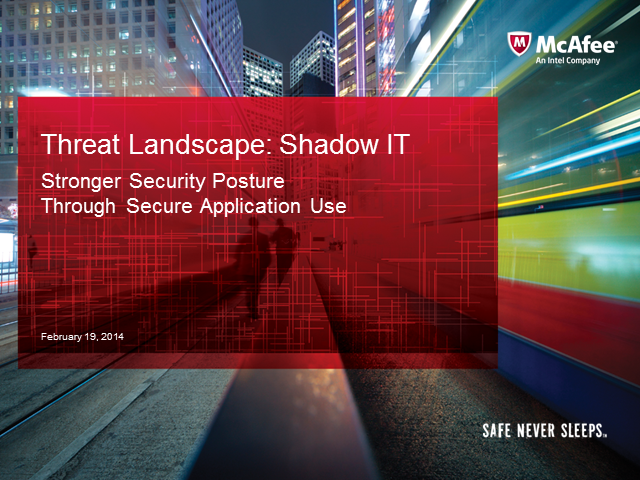 Shadow IT: The Hidden Security Threat Impacting Your Business