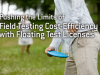Pushing the Limits of Field-Testing Cost-Efficiency with Floating Test Licenses