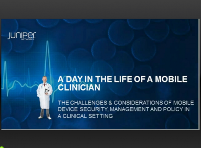 A Day In The Life Of A Mobile Clinician