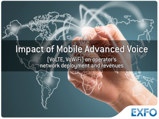 Impact of VoLTE, VoWiFi on operator's network deployment and revenues