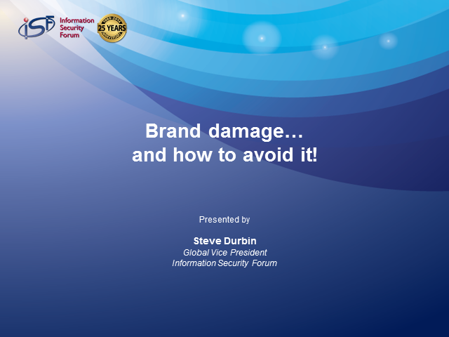 Brand damage and how to avoid it
