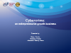 Cybercrime, an entrepreneurial growth business