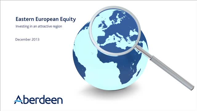 Eastern European Equities
