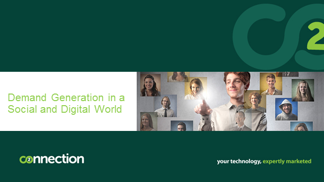 Where does traditional  'Demand Generation' sit in the new Social Media World'