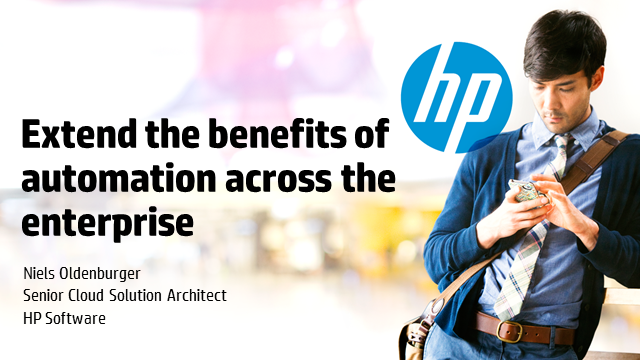 Extend the benefits of automation across the enterprise