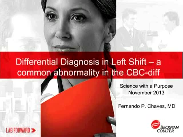 Left Shift in the Hematology Lab: Handling One of the Most Common Abnormalities
