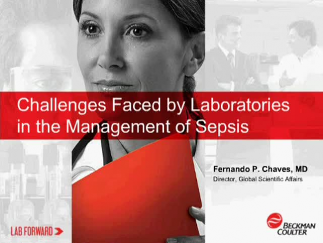 Challenges faced by Laboratories in the Management of Sepsis