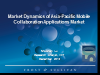 Market Dynamics of Mobile Collaboration Applications in Asia Pacific Region
