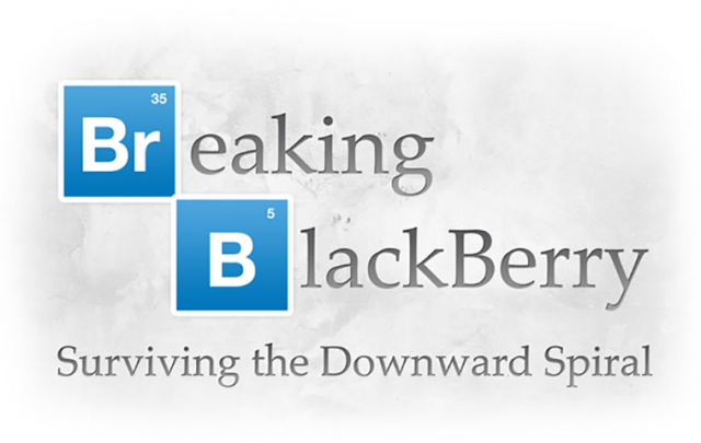 Breaking BlackBerry - Surviving the Downward Spiral