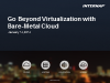 Go Beyond Virtualization with Bare-Metal Cloud