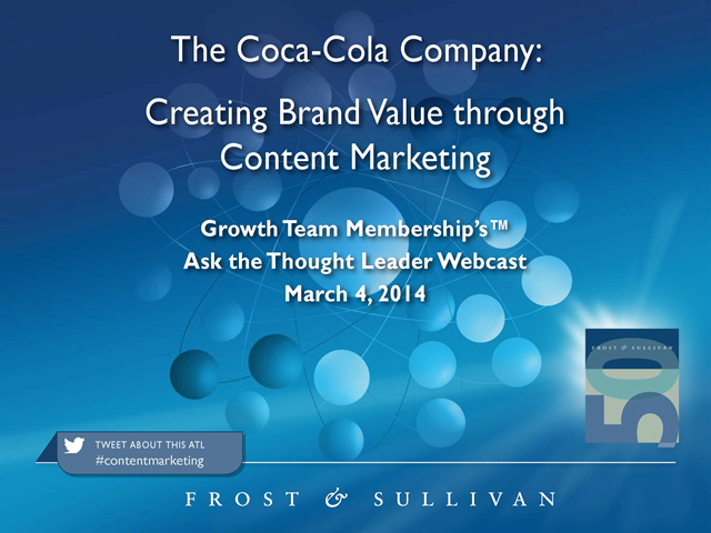 Creating Brand Value through Content Marketing