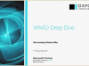 Diving Deeper into Windows Azure Active Directory