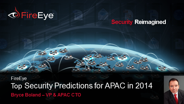Top Security Predictions for 2014