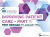 QiC Diabetes: improving patient care (part 1)