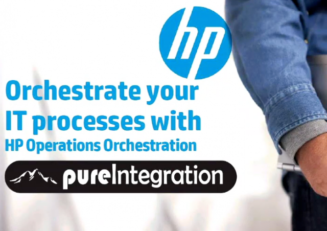 Orchestrate your IT Processes with HP Operations Orchestration