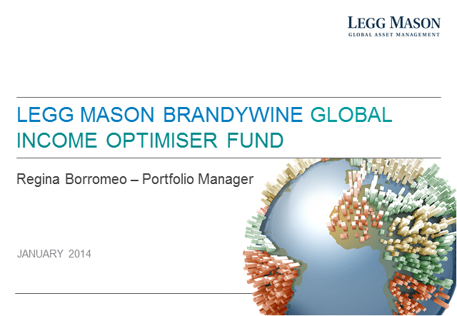 Legg Mason Brandywine Global Income Optimiser Fund