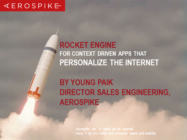 Intro to Aerospike