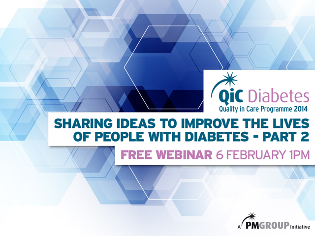 QiC Diabetes: improving patient care (part 2)