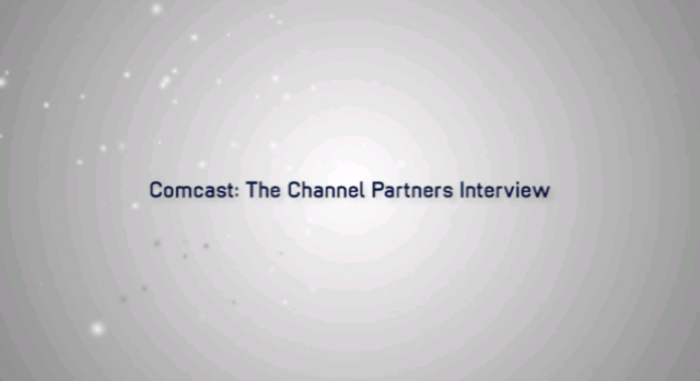 Comcast on the 3 C's: Cable, Connectivity & the Cloud