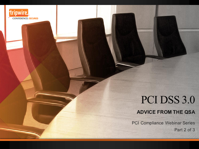 Preparing for PCI DSS v3.0: Advice from the QSA