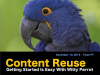 Content Reuse: Getting Started Is Easy With Witty Parrot