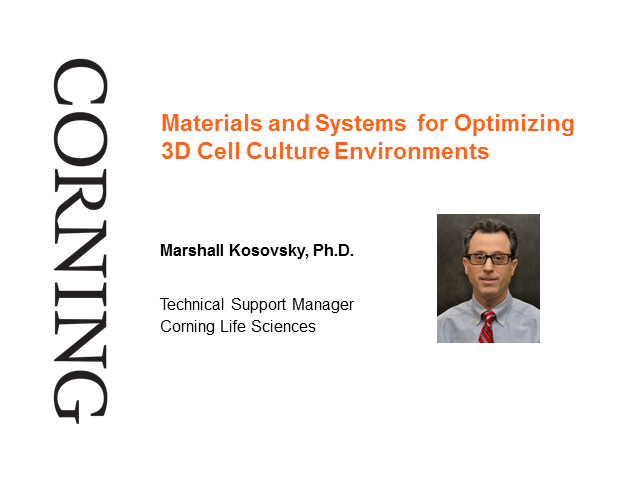 Materials and Systems for Optimizing 3D Cell Culture Environments