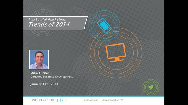 The Top Digital Marketing Trends of 2014