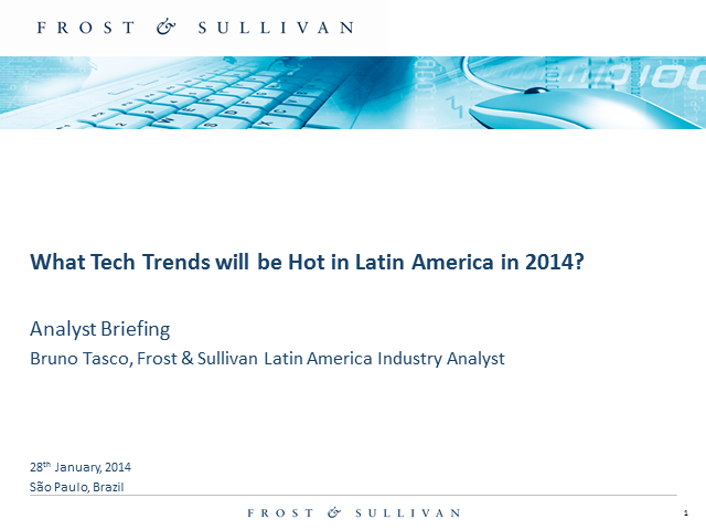 2014 Predictions for Technology in Latin America
