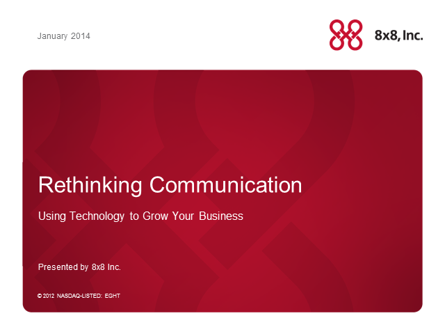 Re-Thinking Communications to Grow Your Business