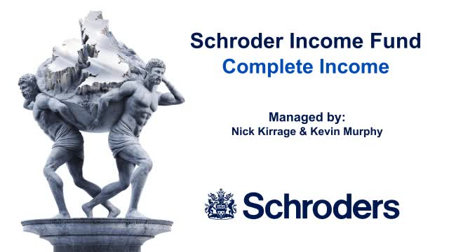 Schroder Income Fund: Complete Income