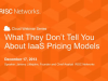 What They Don't Tell You About IaaS Pricing Models