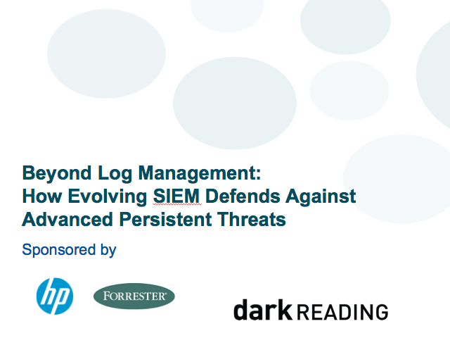 How Evolving SIEM Defends Against Advanced Persistent Threats