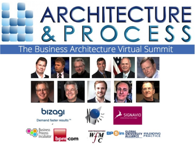 2014 Architecture & Process: The Business Architecture Virtual Summit