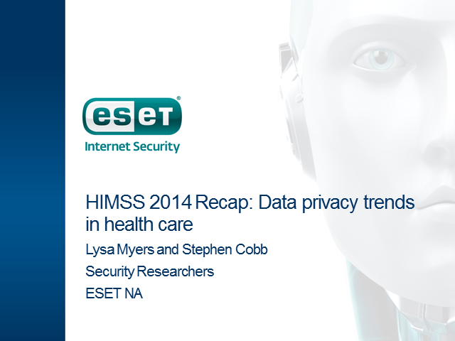 HIMSS 2014 recap:  Latest trends seen at HIMSS