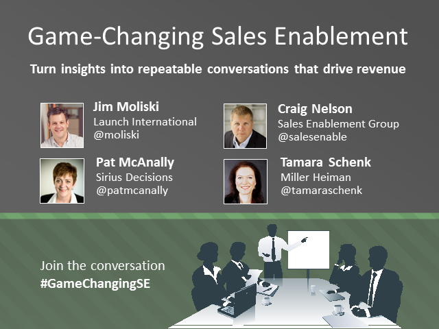 Game-Changing Sales Enablement: Repeatable Conversations that Drive Revenue